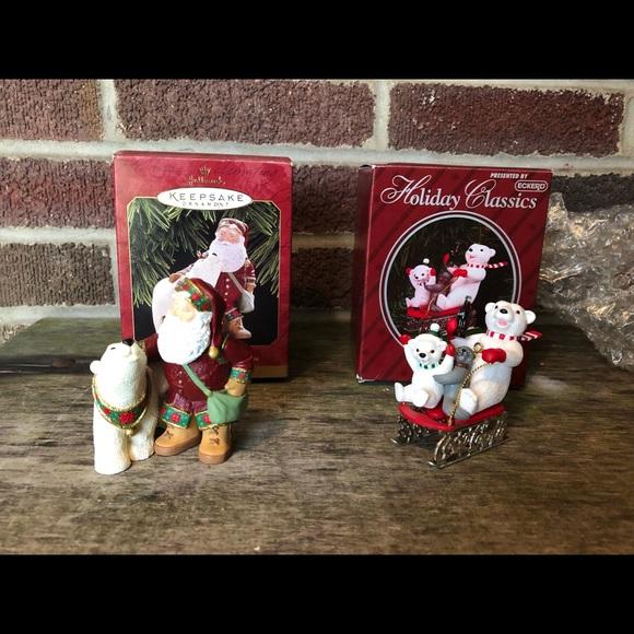 "Hallmark Other - Hallmark ""Santa's Polar Friend"" 1997 MIB"